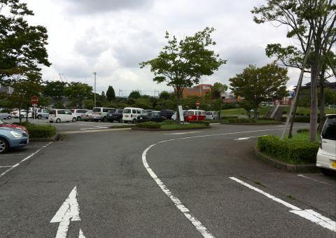 満車時における臨時駐車場のご案内_a0217348_13140487.jpg