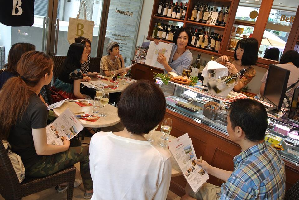 第6回贅沢チーズセミナー@田園調布本店_c0003150_19192128.jpg