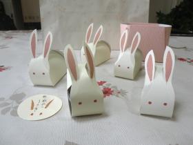 ウサギがいっぱい_e0170461_1643351.jpg