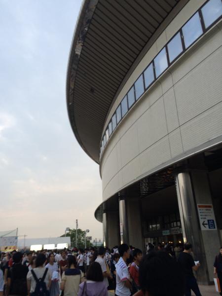 perfume 5th Tour 2014ぐるんぐるん 名古屋ガイシホール 9月5日_d0068664_22234610.jpg