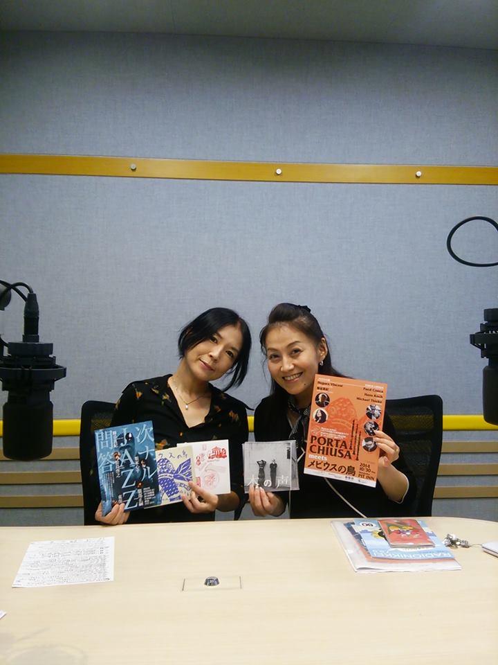 ラジオ番組出演のおしらせ_d0244370_9301220.jpg