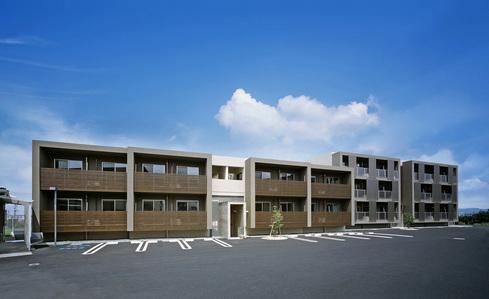 医師住宅完成いたしました。_d0174072_13502363.jpg