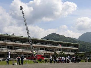 会津地域防災訓練でした_d0122374_21573593.jpg