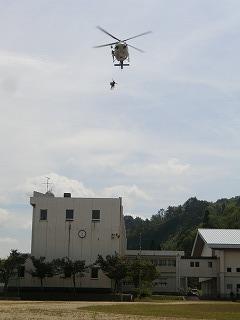 会津地域防災訓練でした_d0122374_21585391.jpg