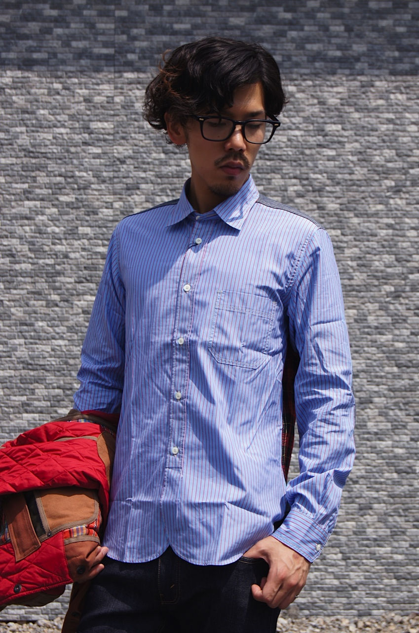 """SHIRTS\"" SELECTION by UNDERPASS!!_c0079892_20425084.jpg"