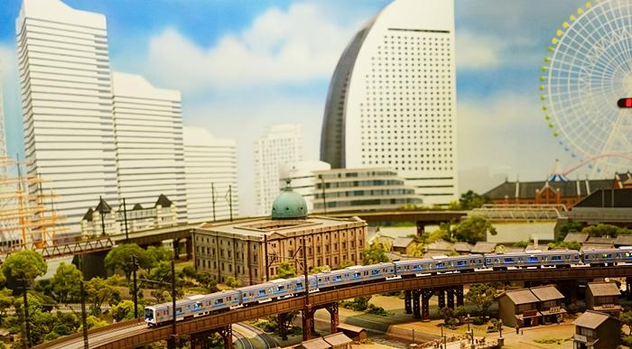 原鉄道模型博物館 「いちばんテツモパークジオラマ」_b0145398_2116843.jpg