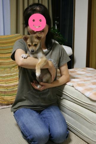 レア&キアヌ&マウ 新生活スタート!_f0242002_2384234.jpg