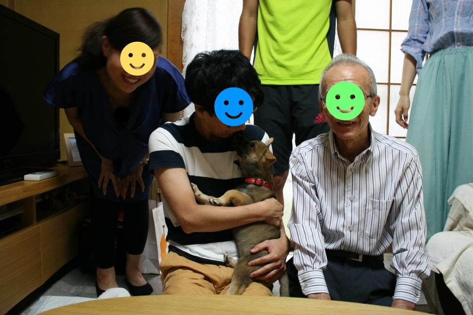 レア&キアヌ&マウ 新生活スタート!_f0242002_2414621.jpg