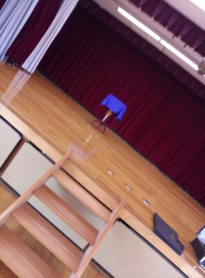 幼稚園公演してきました!_b0227558_15375422.jpg