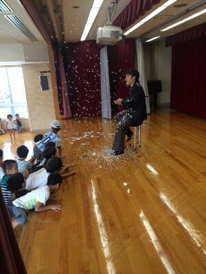 幼稚園公演してきました!_b0227558_15415317.jpg