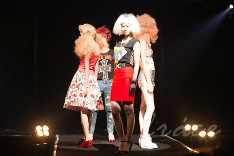 【EVENT】ヘアショー <STYLING COLLECTION S-feh KANSAI>braceの80\'s POP&ROCKなカラフルな世界観のステージを写真たっぷりでご紹介!_c0080367_11585683.jpg