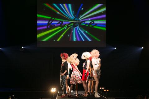 【EVENT】ヘアショー <STYLING COLLECTION S-feh KANSAI>braceの80\'s POP&ROCKなカラフルな世界観のステージを写真たっぷりでご紹介!_c0080367_12151165.jpg