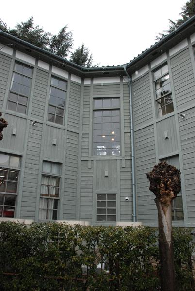 旧松本高等学校(あがたの森文化会館)写真_e0171573_23581747.jpg