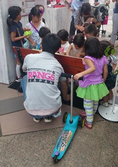 恵比寿ガーデンプレイス、ママフェスでもやっぱりキネティックサンドは大人気!_d0148223_10193817.jpg