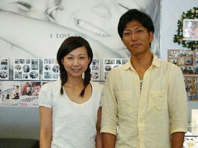 幸せカップル(灬˘╰╯˘灬)_b0309424_1431382.jpg