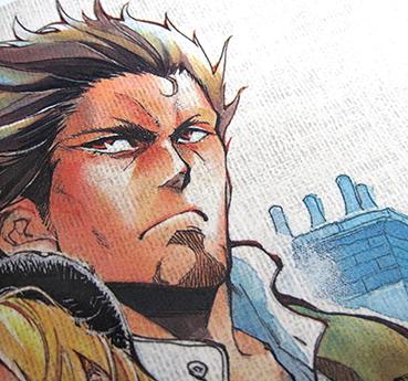 「レ・ミゼラブル LES MISERABLES」コミックス発売中。_f0233625_17283126.jpg