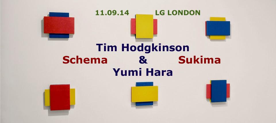ティム・ホジキンスンとデュオ Duo with Tim Hodgkinson_c0129545_08501009.jpg