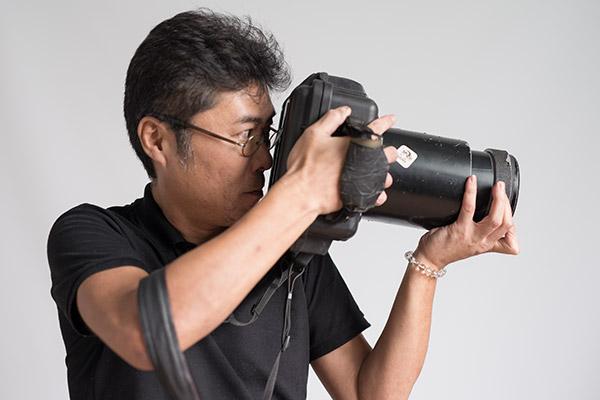 2014/09/08 松木 修さんがブリンプ(消音ケース)を持って来てくれました!_b0171364_16482224.jpg