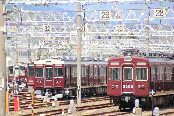 阪急正雀レポ _d0202264_512483.jpg