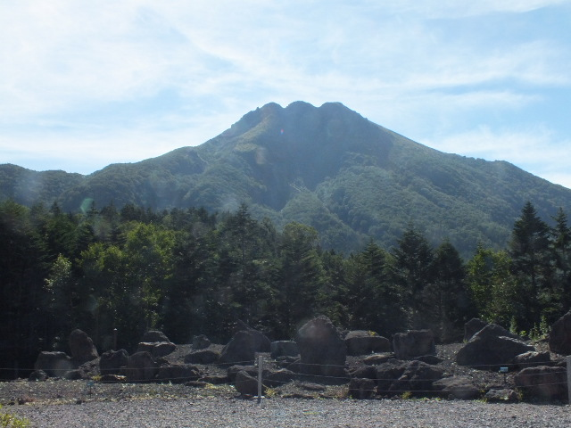 9月6日 日光白根山散策コースの観察_e0145782_15315282.jpg