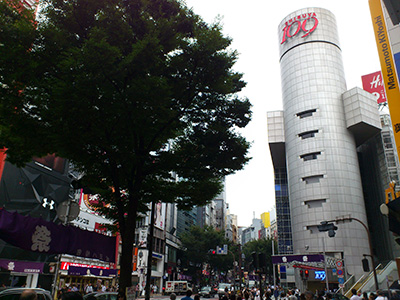 9月8日(月)の渋谷109前交差点_b0056983_13371093.jpg