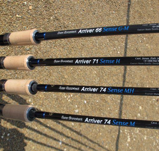 OHNO Arriver Sense 4機種 新発売!!_a0153216_23375373.jpg