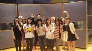 記念ソング・レコーディング☆_a0087471_19134282.jpg