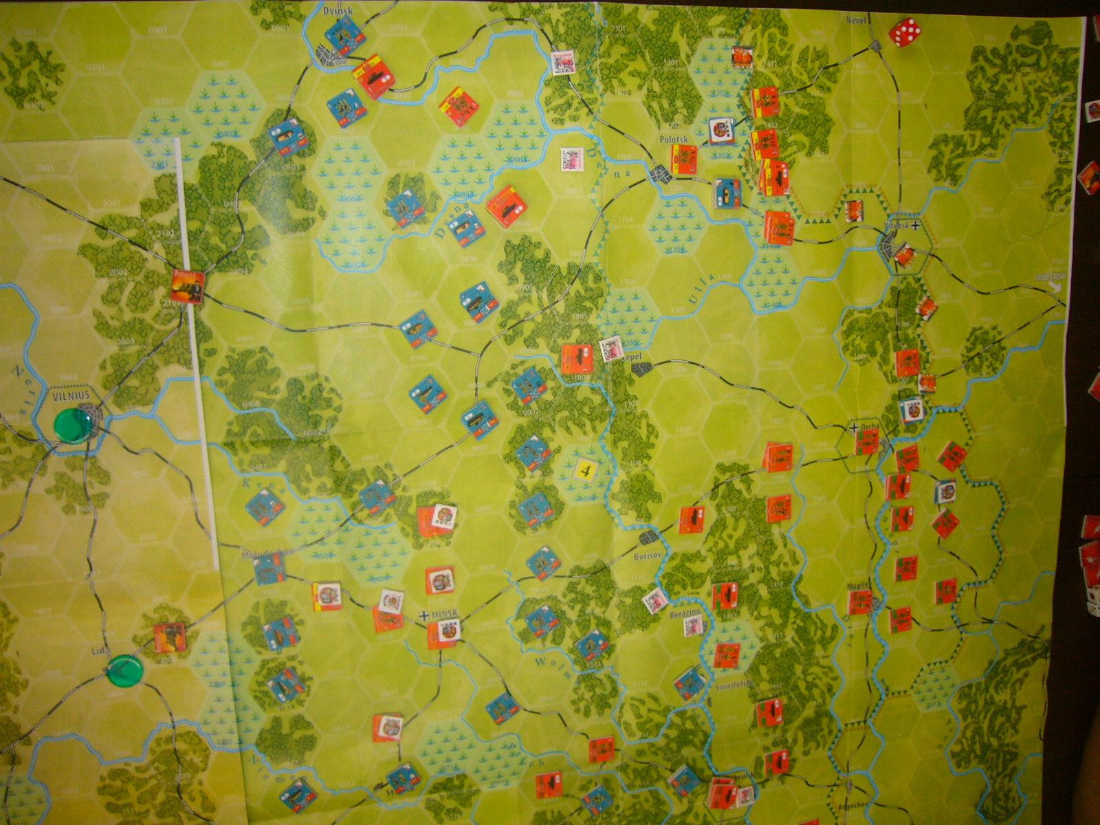 YSGA 9月例会の様子その4(仏C&H社製の東部戦線1944 『バグラチオン作戦』+『ワルシャワ蜂起』)その❷_b0173672_00053876.jpg