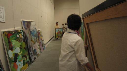 展覧会の手伝いに行ってきました_b0214473_1846144.jpg
