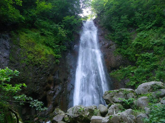 吾妻の不動沢で水遊び ~ 2014年9月6日_f0170180_204888.jpg