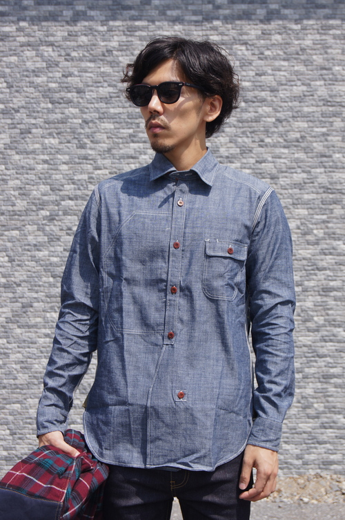 """SHIRTS\"" SELECTION by UNDERPASS!!_c0079892_19382952.jpg"
