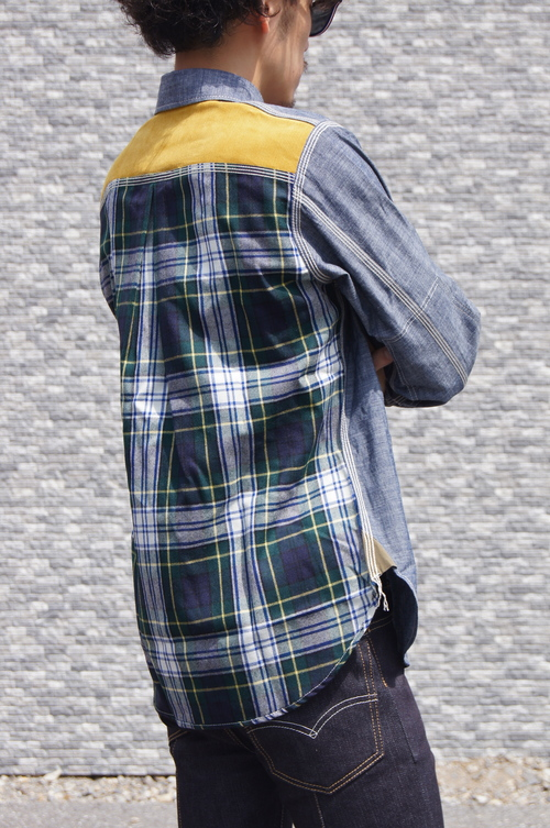 """SHIRTS\"" SELECTION by UNDERPASS!!_c0079892_19391257.jpg"