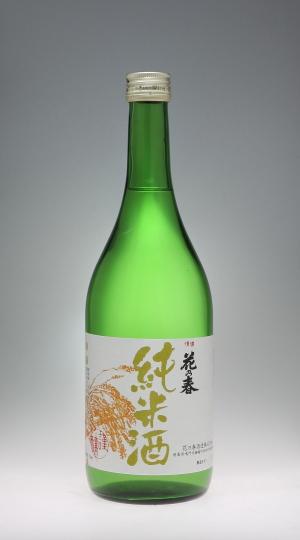 花乃春 純米酒 [花乃春酒造]_f0138598_2194452.jpg