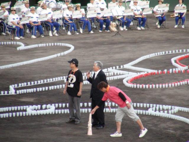 新居浜市の観月会とキャンドルアート2014スーパームーンの事…2014・9・9_f0231709_9124692.jpg