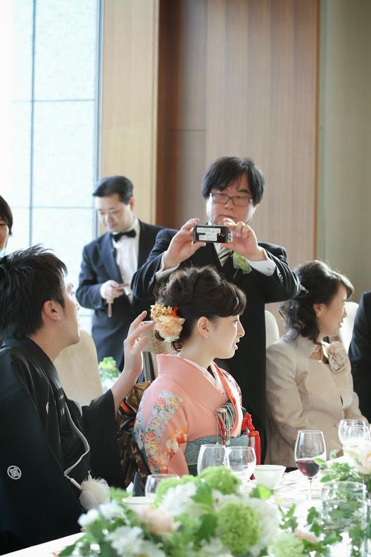 新郎新婦様からのメール 手作りの花、振袖の花、そして芍薬の季節に パレスホテル東京さまへ1_a0042928_21565661.jpg