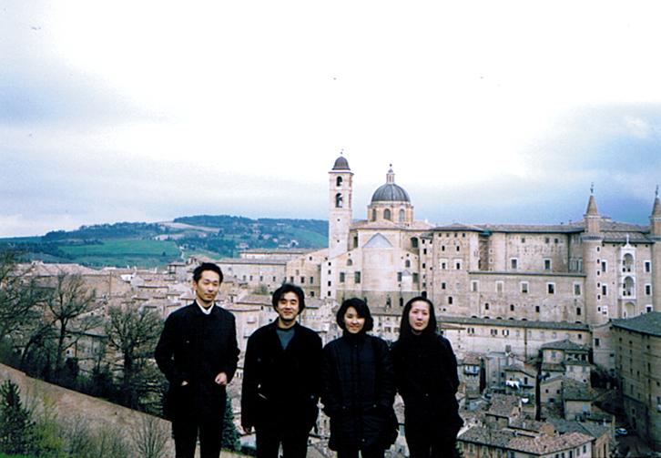 ラヴェンナ、グッビオ、ウルビーノ、リミニ、ミラノ_e0097130_10413496.jpg