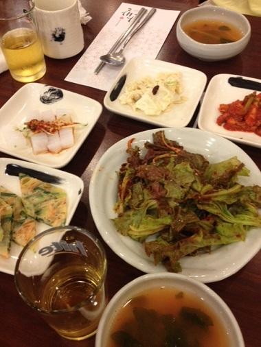ソウルの旅 焼肉と日本居酒屋_b0060363_22314823.jpg