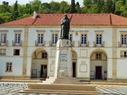 Portugal テンプル騎士団縁の地 トマール_e0195766_16393459.jpg