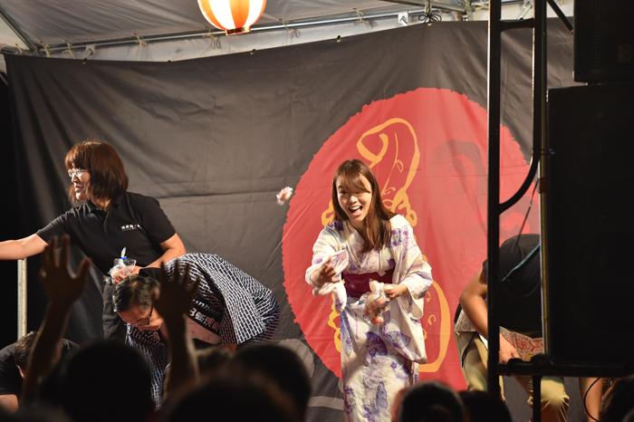 岡山県湯原温泉郷「はんざき祭り」ありがとう!!_e0261371_16563158.jpg