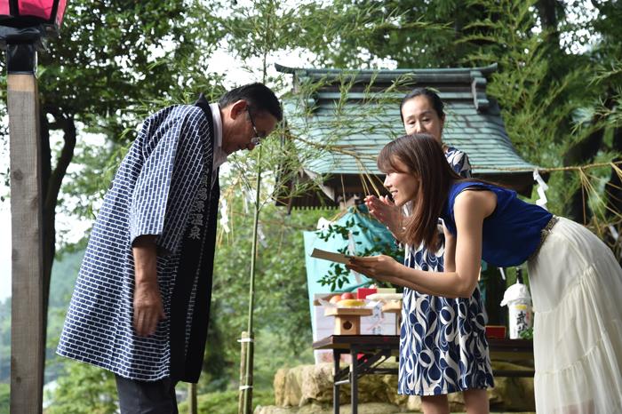 岡山県湯原温泉郷「はんざき祭り」ありがとう!!_e0261371_16591966.jpg