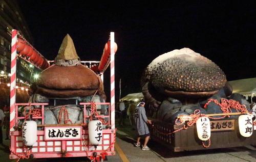 岡山県湯原温泉郷「はんざき祭り」ありがとう!!_e0261371_17043788.jpg