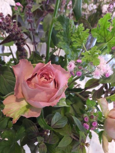 オークリーフ花の教室(森田さんの作品)_f0049672_18194946.jpg