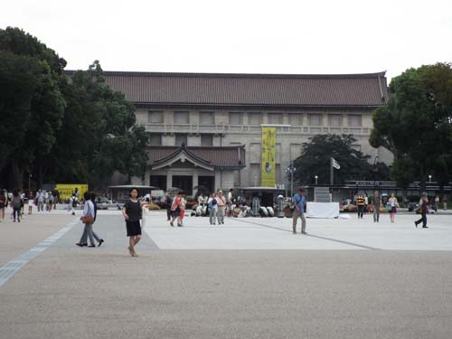 上野・東京都美術館まで見たこと_f0211178_1544189.jpg