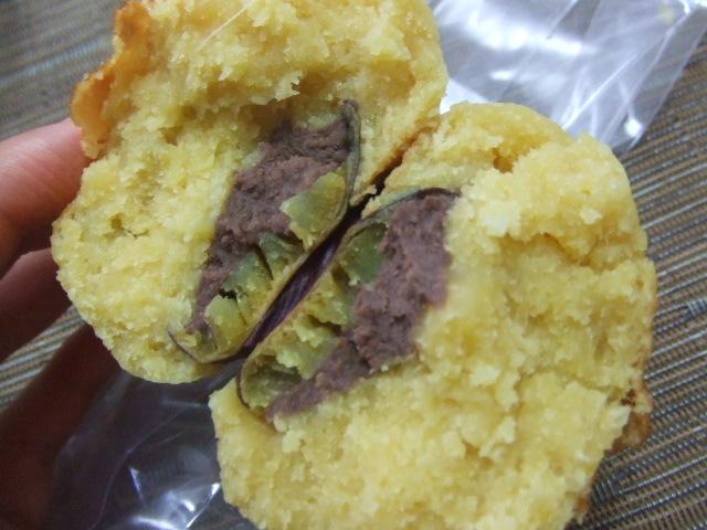 窯焼ポテト チョコレートクリーム_f0076001_1341673.jpg