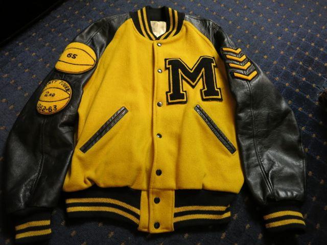 アメリカ仕入れ情報#8 60\'S Varsity Jacket !_c0144020_12543771.jpg