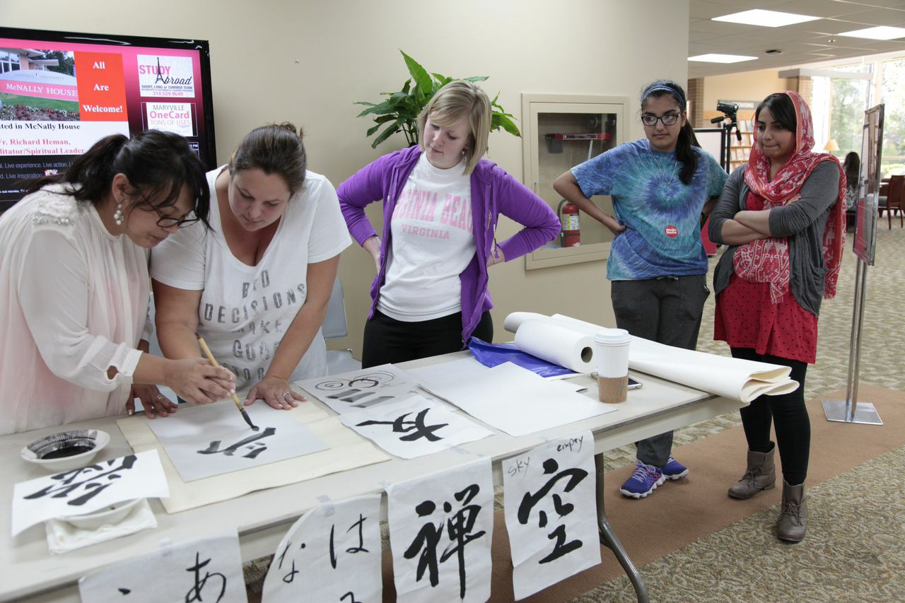 A Special Exhibit of Calligraphy and Sumi-e in St.Louis_d0168831_14505628.jpg