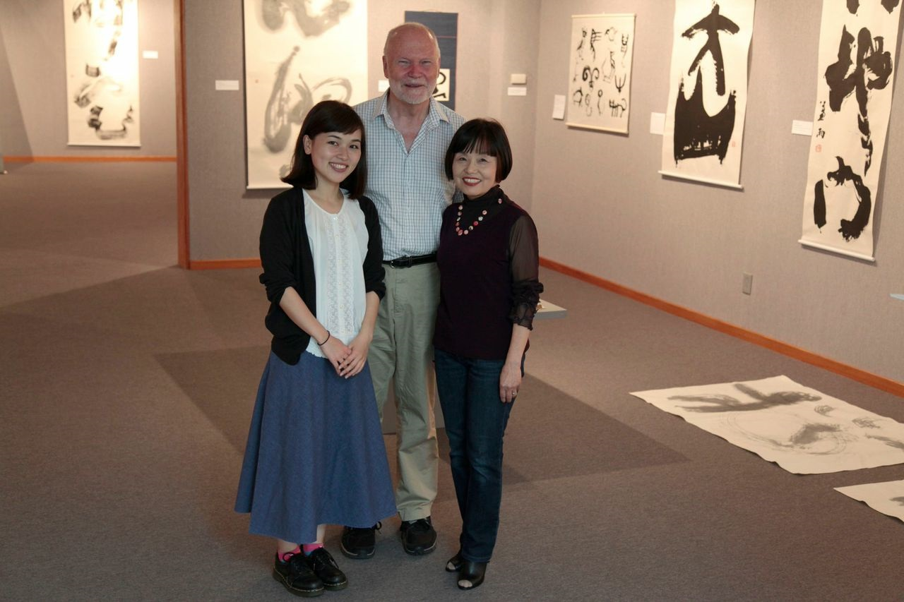 A Special Exhibit of Calligraphy and Sumi-e in St.Louis_d0168831_15584960.jpg