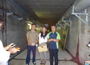 9月6日 徳山ダム・エクスカーションとシンポジウム_f0197754_19039.jpg