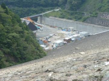 9月6日 徳山ダム・エクスカーションとシンポジウム_f0197754_192186.jpg