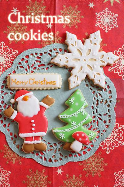 2014 クリスマスのカップケーキ3種_f0149855_1055494.jpg